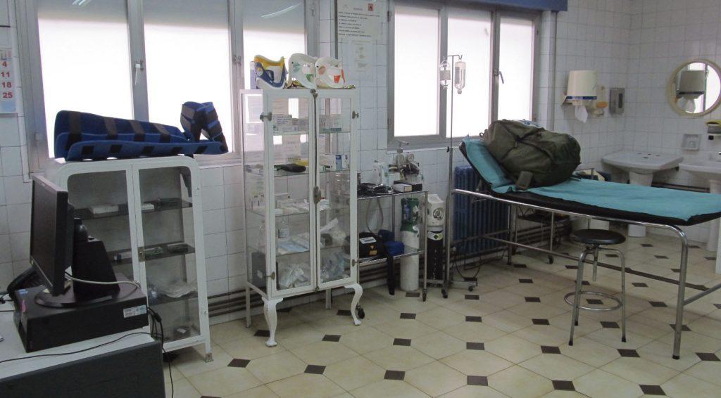 enfermeria mina