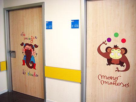 Infanta leonor pediatria 3