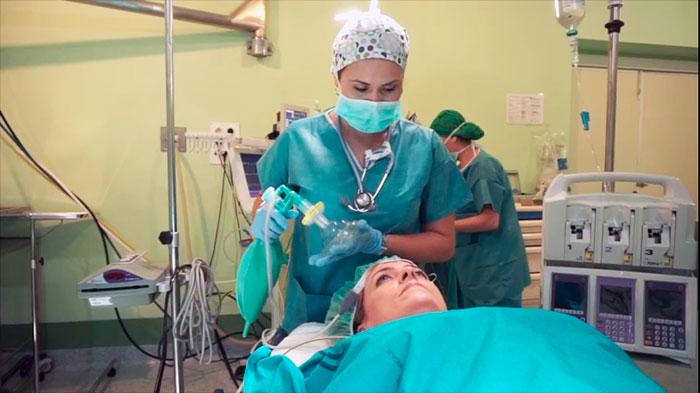 Entrevista prequirurgica enfermeras valme 2