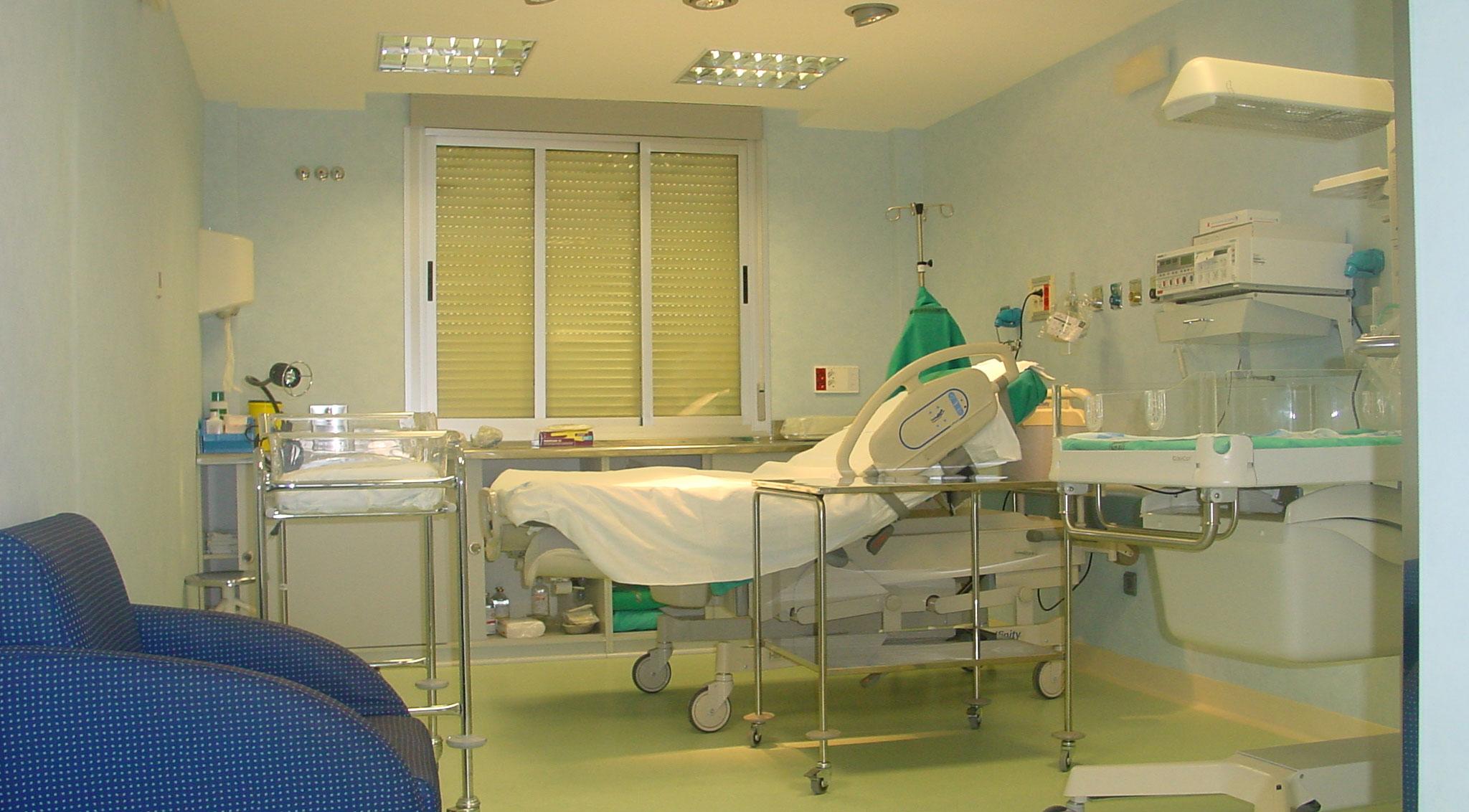 paritorio hospital la paz