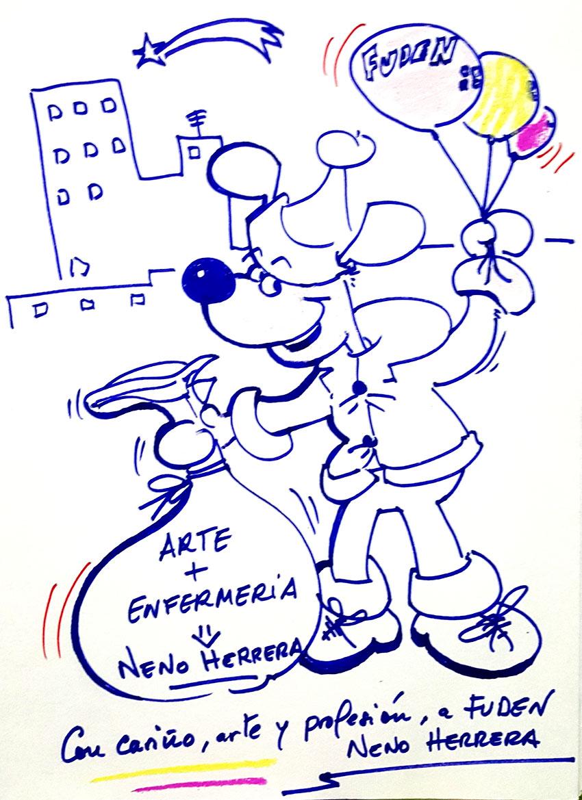 Neno Herrera enfermero 2