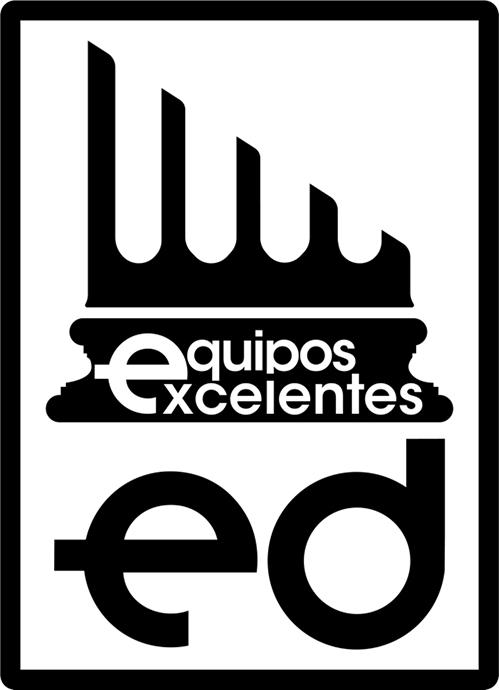 Logo de los Sellos de los Equipos Excelentes