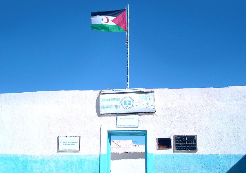 Escuela de Enfermería del Sáhara