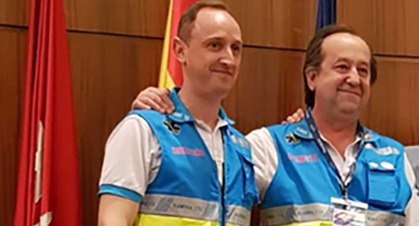 José Luis Pérez y Pablo Busca