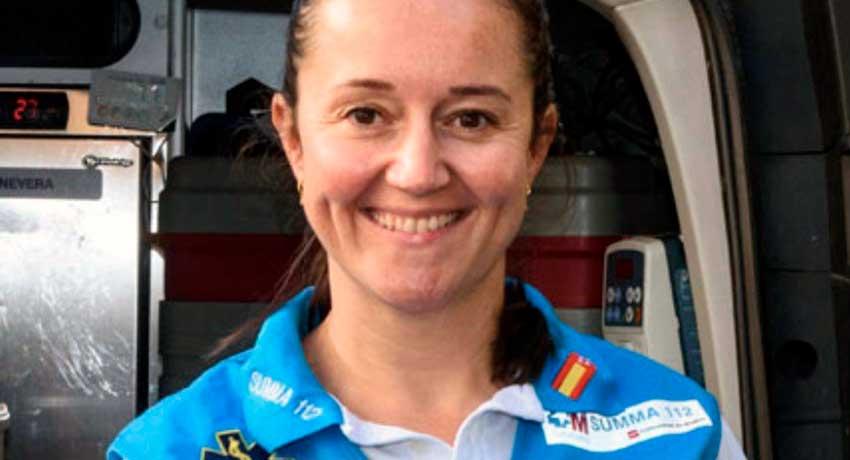 Verónica Real, directora de enfermería del Hospital del IFEMA