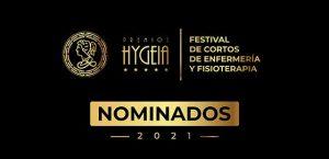 Nominados a los Premios Hygeia, Festival de Cortos de Enfermería y Fisioterapia 2021