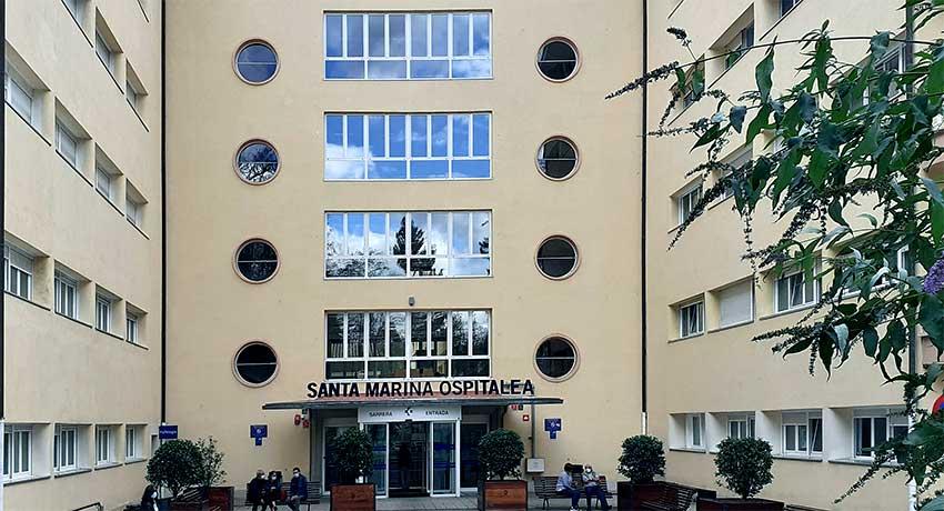 Hospital de Santa Marina