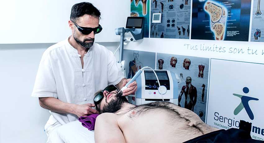 Sergio Climent, fisioterapeuta director de Vitalys Center