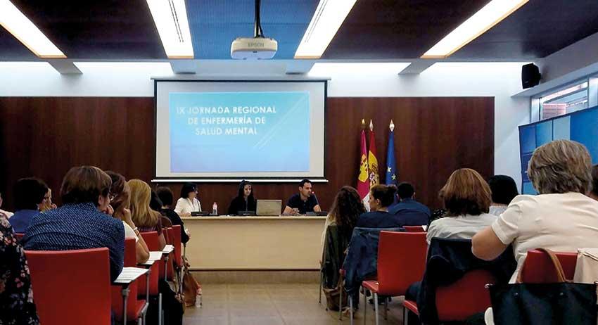 Conferencia sobre enfermería y salud mental